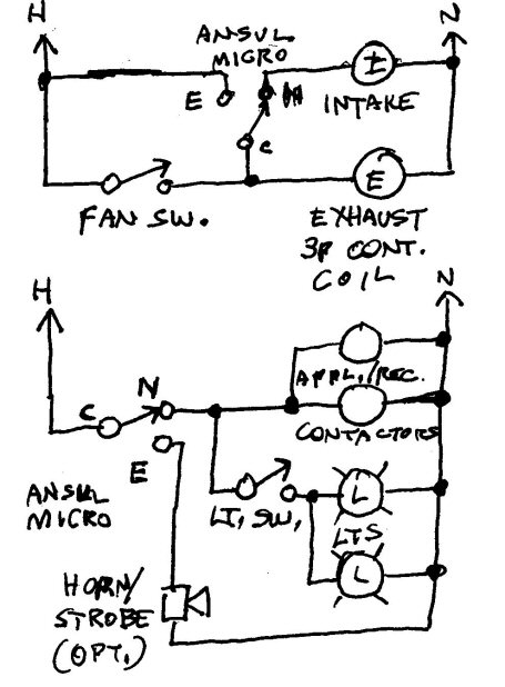 Fire3sm ansul hood and exaust supply dilemma ansul system wiring diagram hood at gsmx.co
